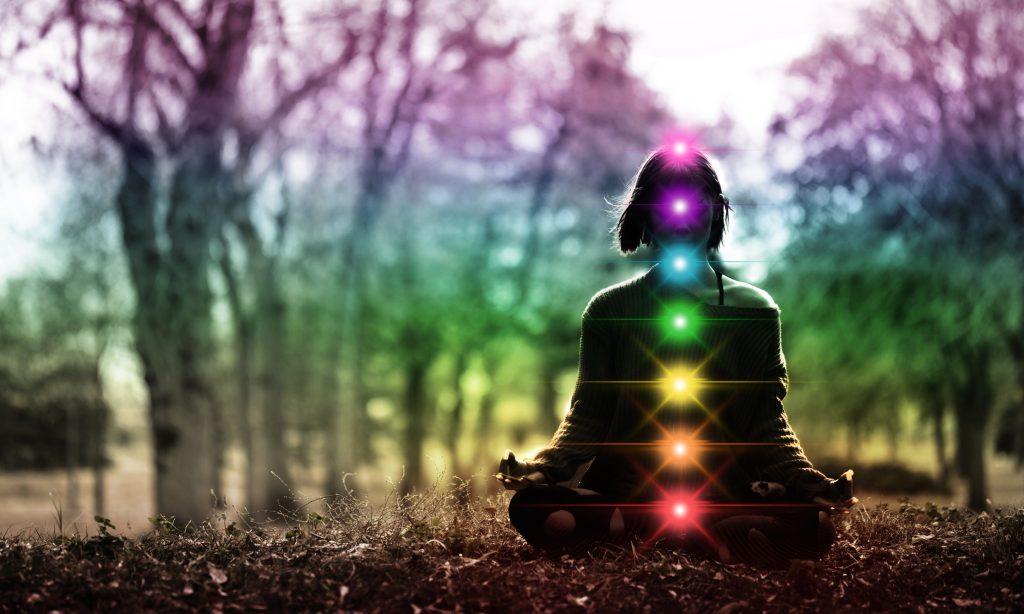 Heilung durch Meditation. Heilung der Chakren. Heilung für Körper, Geist uns Seele.
